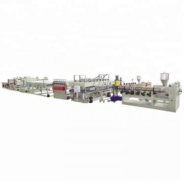 PC PP Plastic Hollow Grid Board Production Line/PP Hollow Sheet Making Machine