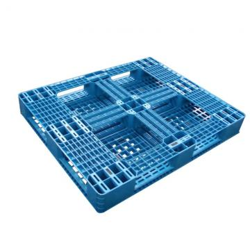 Promotion Warehouse Storage Plastic Pallet Heavy Duty Euro Virgin Hdpe Plastic Tray Prices