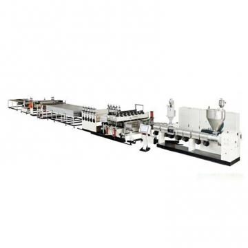High Quality PP Hollow Sheet Machine /PP Hollow Grid Sheet Production Line
