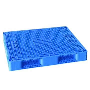 Beer and Wine Bottle Solid Top Plastic Pallet