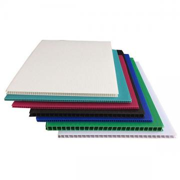 PP Hollow Plastic Board Corrugated Sheet 1220X2440mm Wholesale