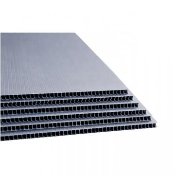 Corrugated Plastic Sheet PVC Hollow Board in Guangzhou