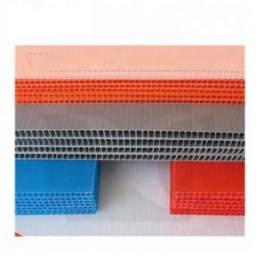 4mm Coroplast Sheet White PP Hollow Crrugated Plastic Board for Printing