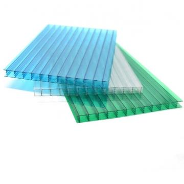Blue Color PP Hollow Sheet PP Corrugated Plastic Sheet