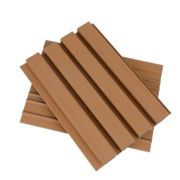 Outdoor Wood Plastic WPC Composite Exterior Wall Panel/Cladding