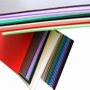 Coroplast / PP Corrugated Sheet/ Correx for Refrigerator Back Panel