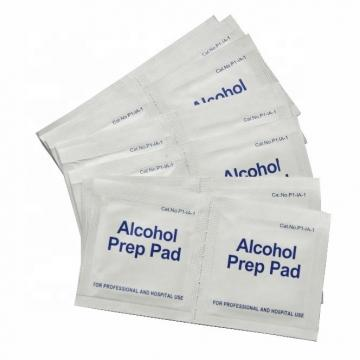 Disposable Medical Alcohol Swab Alcohol Prep Pad Manufacturer
