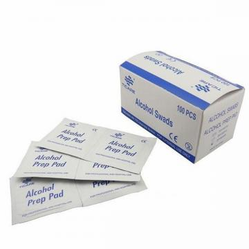 High Quality Sterilized Nonwoven Disposable Alcohol Pads