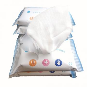 Factory OEM Medical Surface Alcohol Wet Wipe Isopropyl Hand Disinfectant Wipes