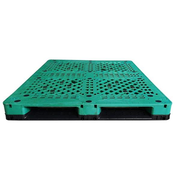Hot Sale Standard 4way Entry HDPE Plastic Pallet Mesh for Bottle Beverage Industry #3 image
