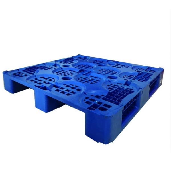 Heavy Duty Plastic Pallet Price Beer/Water Bottles Plastic Export Pallet #1 image
