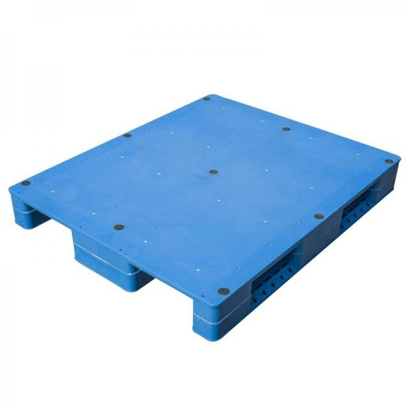 Euroheavy duty plastic pallet with steel bar euro pallet pallet plastic #2 image