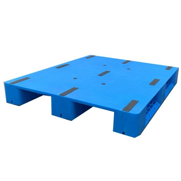 Stacking single faced plastic pallet/plastic euro pallet prices/HDPE stacking pallet #3 image