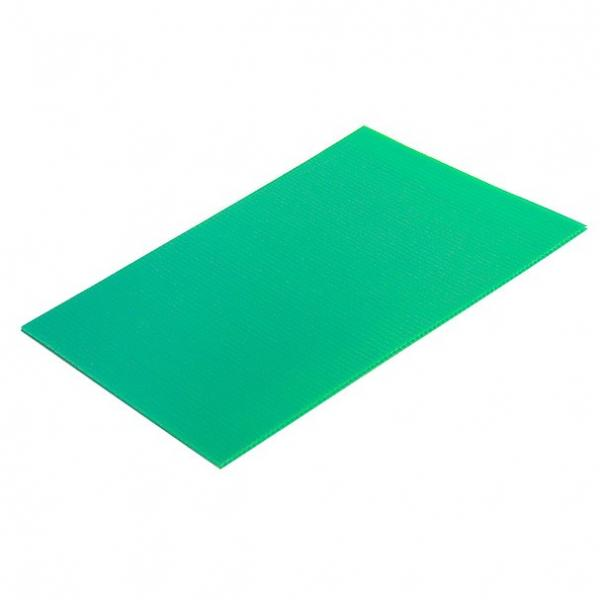 Clear Coroplast/Corflute/Correx Corrugated PP Plastic Hollow Sheets/Board #1 image