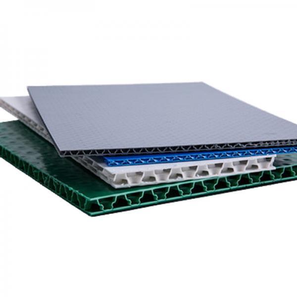 Coroplast / PP Corrugated Sheet/ Correx for Refrigerator Back Panel #3 image