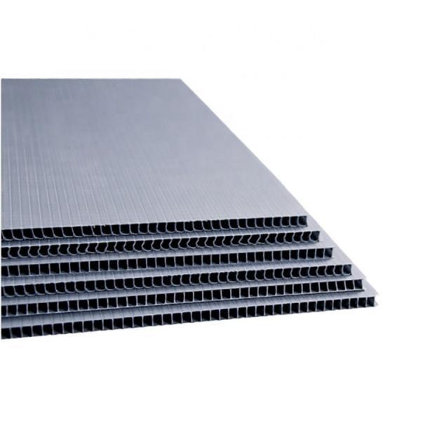 Plastic Black Granite PVC Panels for Bathrooms and Living Room #2 image