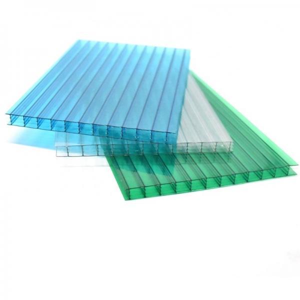White, Black, Yellow Coroplast Corrugated Plastic Sheets PP Hollow Sheet #3 image