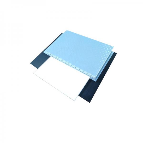 Polycarbonate Hollow Two-Wall Sheet PC Sheet 10mm Greenhouse Sheet #2 image