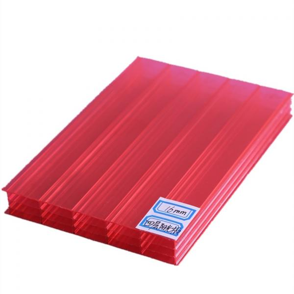 Polycarbonate Solid Sheet for House Skylights&Swimming Pool Covering Pictures #2 image