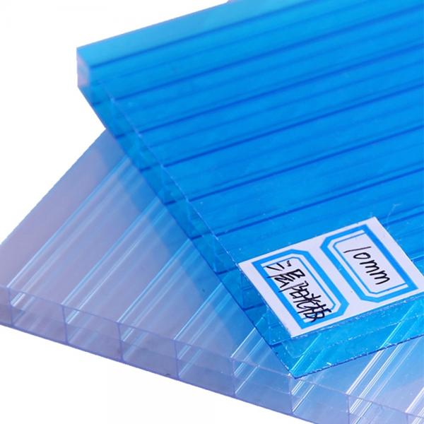 Polycarbonate Solid Sheet for House Skylights&Swimming Pool Covering Pictures #3 image