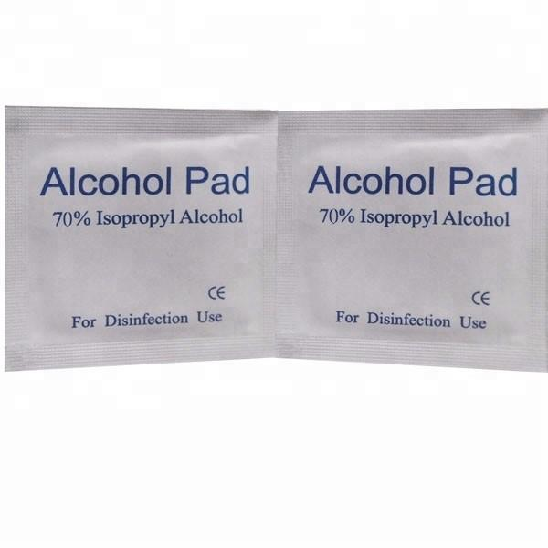 The One High Quality Alcohol Prep Pad #1 image