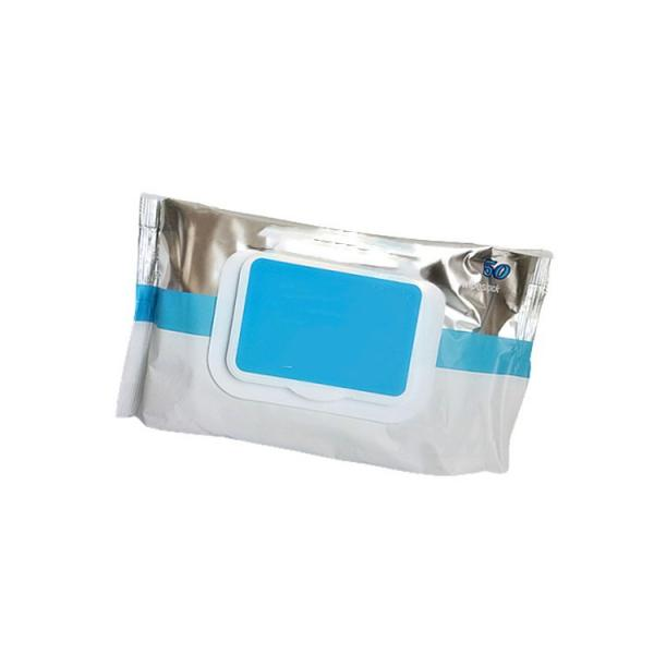 Hospital 35GSM 25GSM Sterile Disposable CPE/PP+PE/SMS Isolation Gown with Knitted/Elastic Cuffs for Surgery #3 image