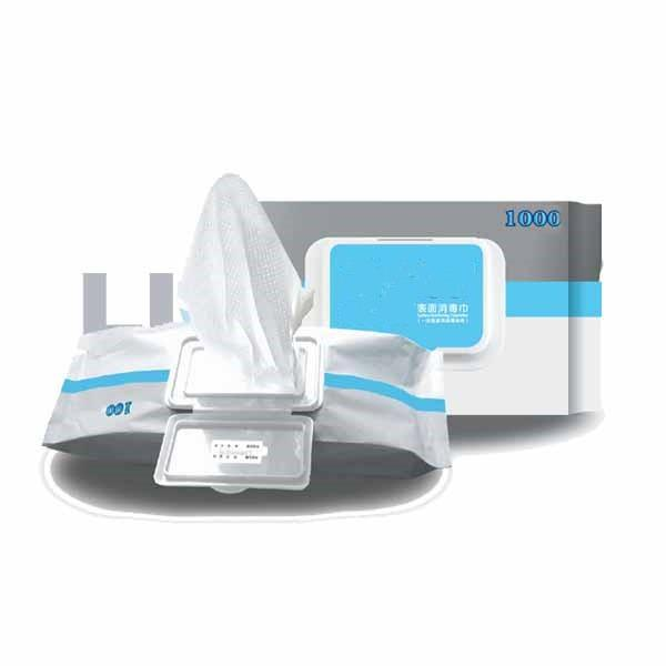 Disinfectant 75% Isopropyl Alcohol Medical Wipes #3 image