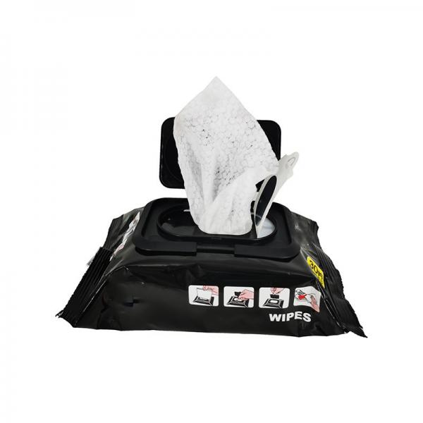 Wholesale Customised 75% Alcohol Antiseptic Wet Tissue / 10% Wet Wipes with Alcohol #3 image